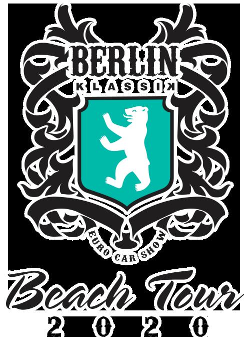 BERLIN KLASSIK 2019 beach tour - volkswagen - audi - bmw - mercedes benz - porsche - volvo