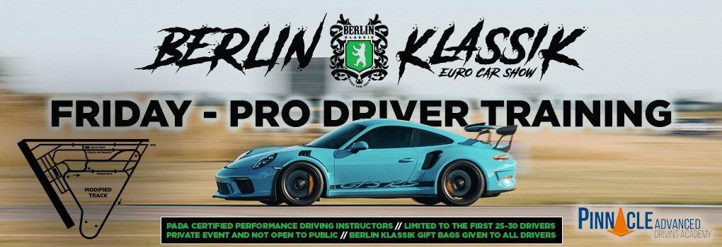 driver training event
