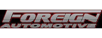 Foreign Automotive